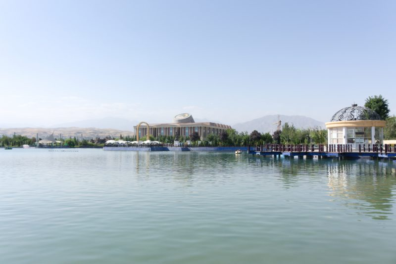 parco dushanbe