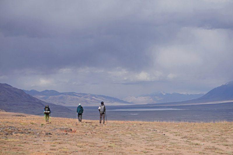La vastità del Little Pamir