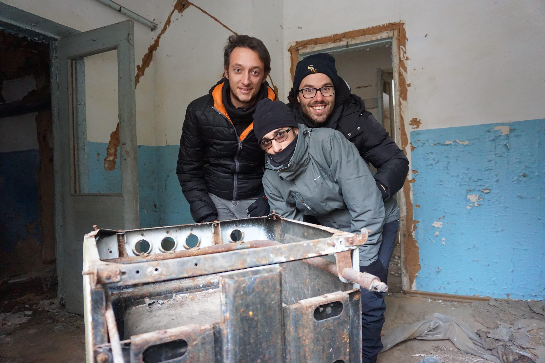 gita a chernobyl